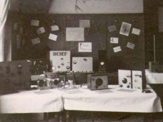 Amateurfunkausstellung am 21. Mai 1950