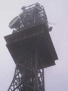 Der Turm auf dem Bärenberg beherrbergt neben dem Digipeater DB0EAM auch kommerzielle Funkdienste