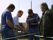 Gemeinsamer Antennenaufbau