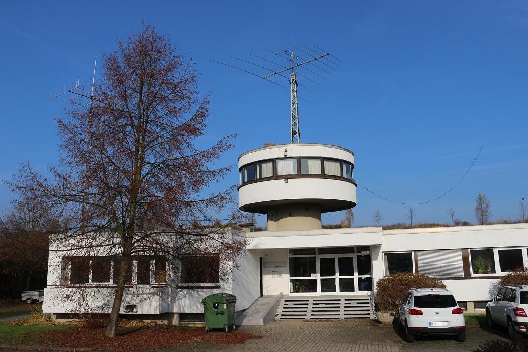 DARC Amateurfunkzentrum Baunatal (Foto DF6HF)