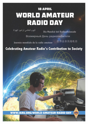 IARU.WorldAmateurRadioDay